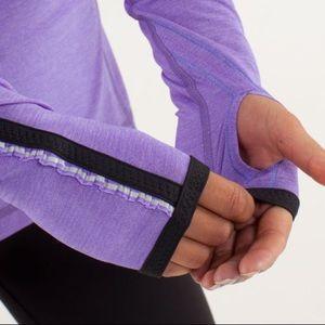 lululemon athletica Tops - Lululemon Run: Team Spirit Long Sleeve
